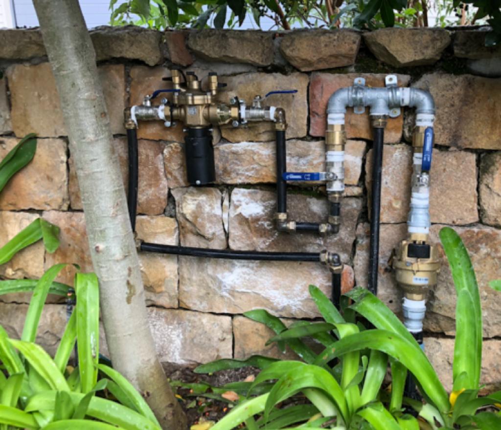 RPZ valves to prevent contamination